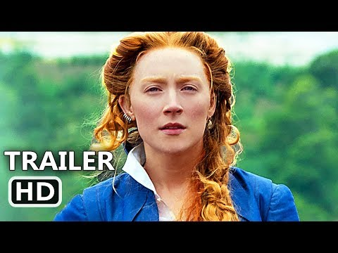MARY QUEEN OF SCOTS Official Trailer (2018) Margot Robbie, Saoirse Ronan Movie HD