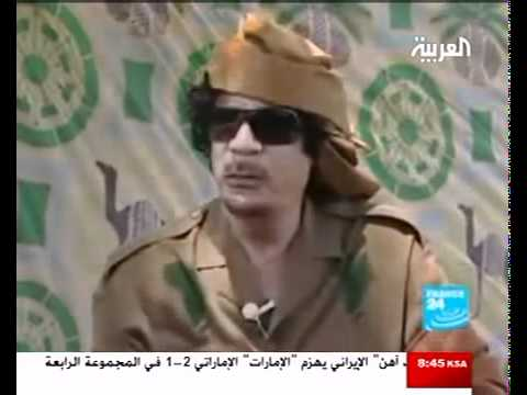 Maar al kaddafi vous parle