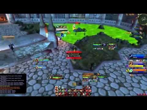 WMP vs LSD 5.4.8 Arms Warrior PvP