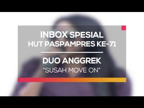 Duo Anggrek - Susah Move On (Inbox Spesial HUT Paspampers ke-71) thumbnail