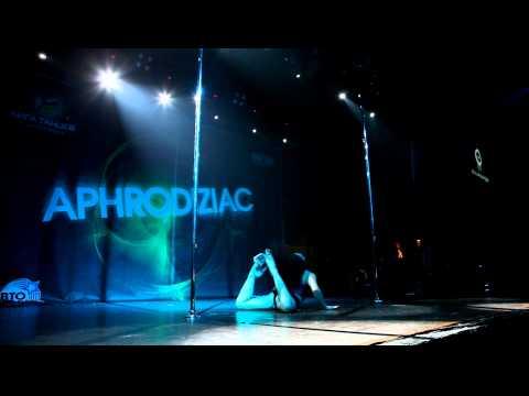 Екатерина Ульянищева  - APHRODIZIAC 2012 (Exotic Pole Dance Profi)