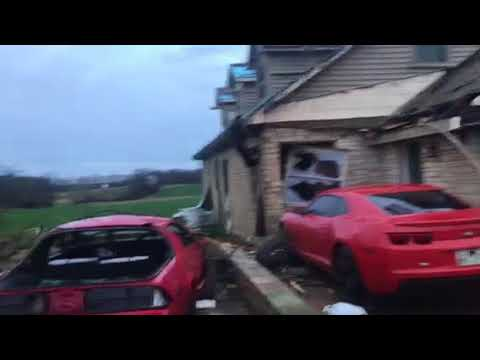 2 Homes Damaged By Severe Weather In Tennessee, Kentucky