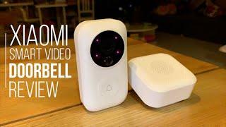 Xiaomi 丁零 Smart Video Doorbell Review