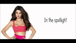 Watch Selena Gomez Spotlight video