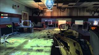 COD BO2 Aftermath fun with Charlie Jaz Rampage D3 - Friday 38 June 2013