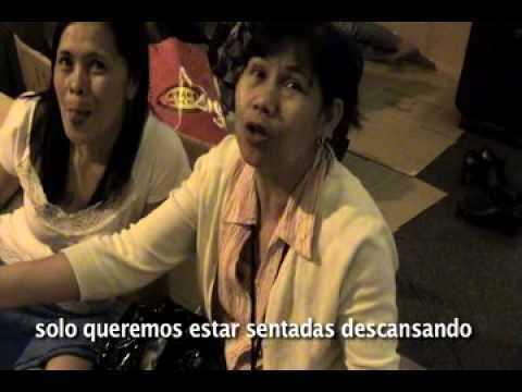 "Trailer documentary ""Ellas Filipinas"""