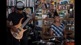 Yissy García & Bandancha: NPR Music Tiny Desk Concert