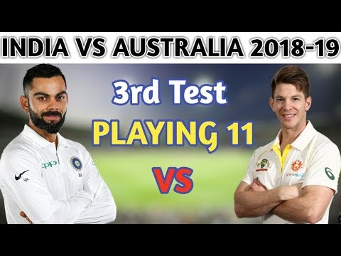 Live: IND Vs AUS 3rd Test | Day 3 | Live Scores & Commentary | 2018 Series | 27-12-2018