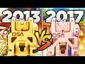Lagu 2013 ARX-160 vs. 2017 OSA!