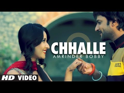 Chhalle Toh Vee Jaayengi Full Video Song | Amrinder Bobby | new Punjabi Song 2013 video