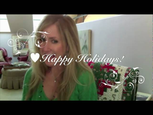 Season's Greetings from Lori McNee