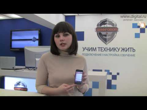 Видеообзор Apple iPhone 3G S