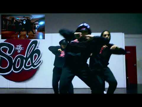 Noel Santos Jr choreography TRIBUTE remake | Just A Lil' Bit - 50 Cent (Rusty Hook Remix)