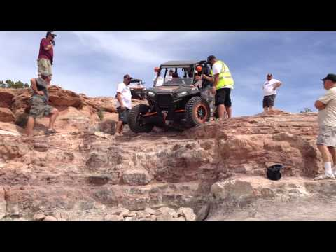 White Knuckle, Moab, UT. - Rally On The Rocks 2014