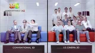 LG Cinema 3D Explained
