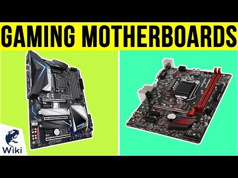 10 Best Gaming Motherboards 2019