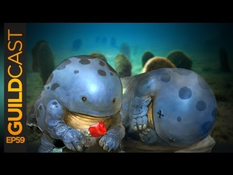 GuildCast (The Guild Wars 2 Show) Ep59: Dead Quaggan