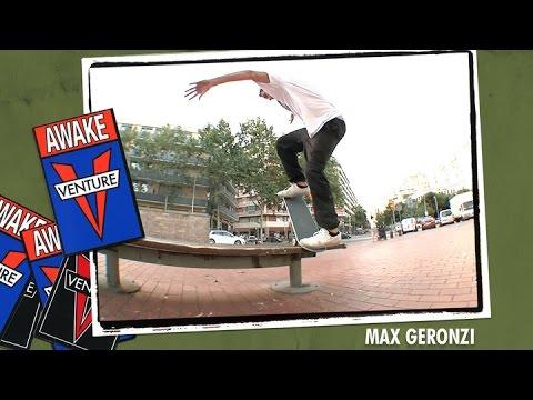 Max Geronzi : Awake