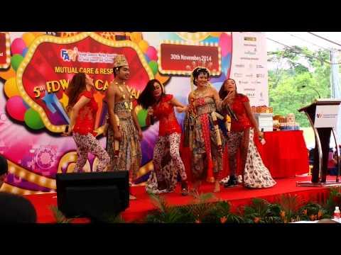 Trio Macan Live Singapore - Buka Sitik Joss