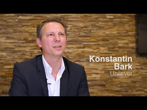 Konstantin Bark, Unilever - Europe's Corporate Startup Stars