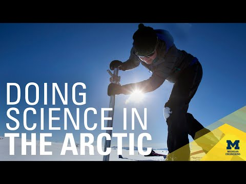 Engineering in the Arctic
