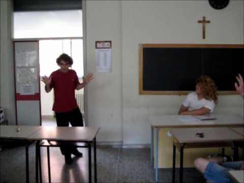 Imitazioni prof educazione fisica