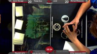 [Modern] TRIBAL ZOO -VS- JUND - Round 3