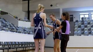 3) Rules of netball during a match