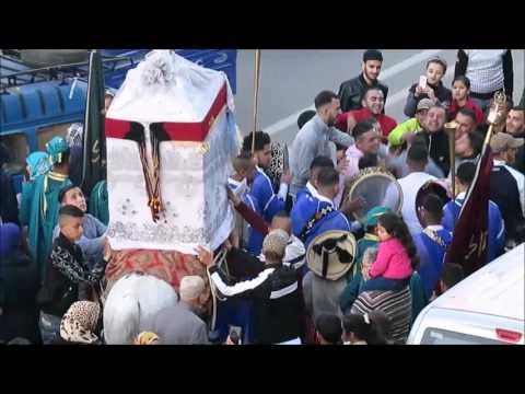 عرس طنجاوي جبلي شمال المغرب 08-04-2016 mariage tanger