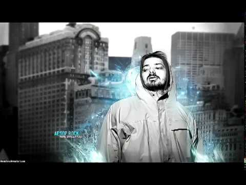 Aesop Rock - The Tugboat Complex