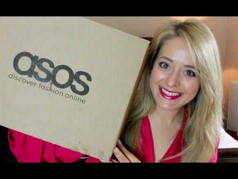 ASOS Open Box Haul!
