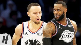 Team LeBron vs Team Giannis - Full Highlights - February 17, 2019 | 2019 NBA All-Star Game
