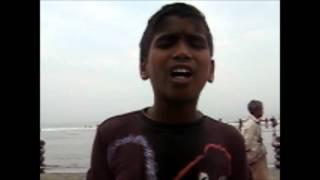 Cox's Bazar Local Song Sung by Little Local Boy.wmv