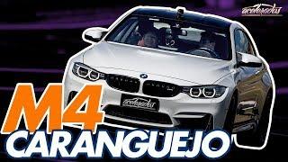 PNEU QUEIMADO! BMW M4 FUÇADA DO DIEGO NUNES DE LADO NA PISTA - VR C/ RUBINHO #144   ACELERADOS