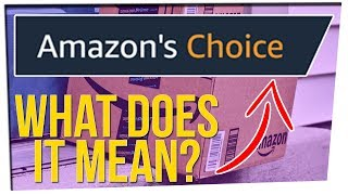 "How Does Amazon Actually Determine ""Amazon's Choice""? (ft. All Girls Cast)"