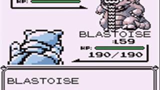 Pokemon Blue- Friend and Foe Alike