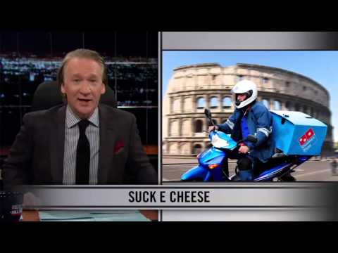 Real Time With Bill Maher: Web Exclusive New Rule - Suck E Cheese (HBO)