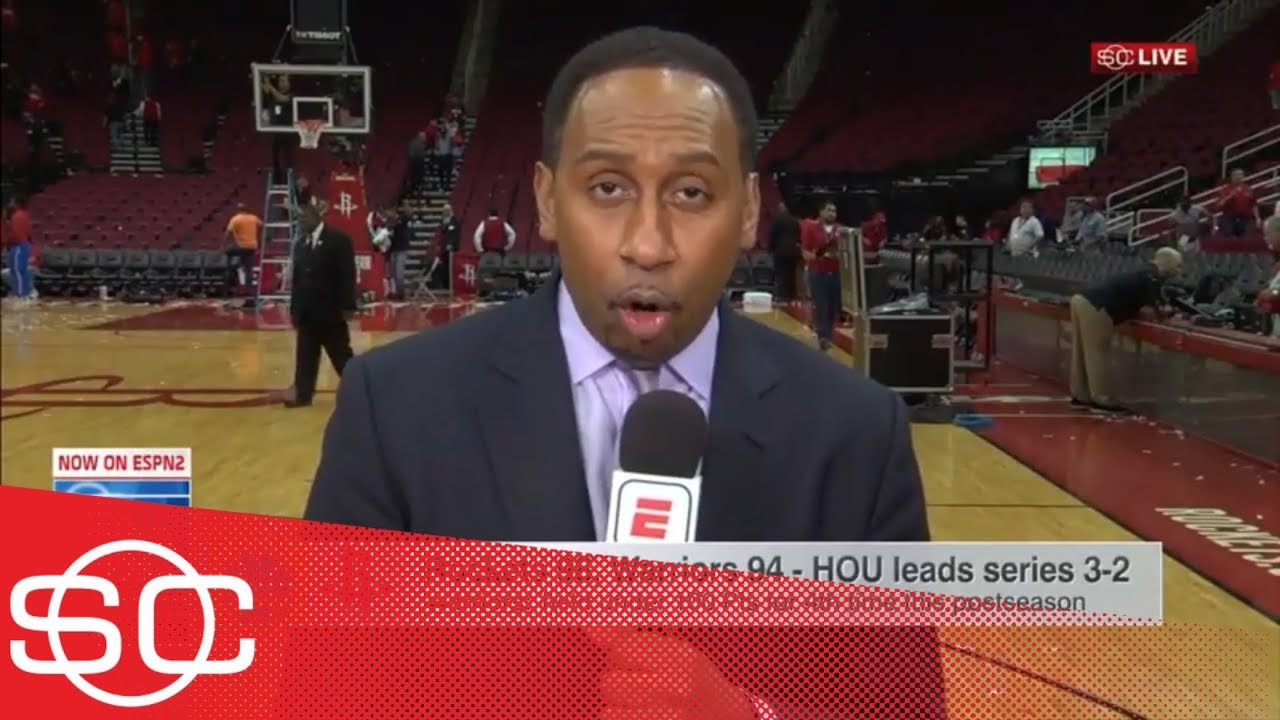 Stephen A. after Game 5: 'Kevin Durant disappeared when it counted most' | SportsCenter | ESPN
