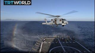 Sea Wolf 2019: Turkey kicks off largest military exercise