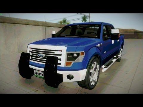 Ford Lobo Lariat Ecoboost 2013