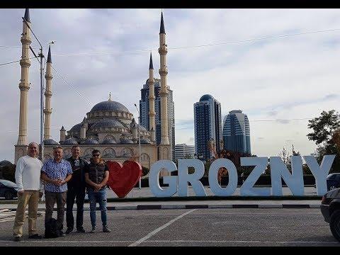 Сибиряки в Чечне