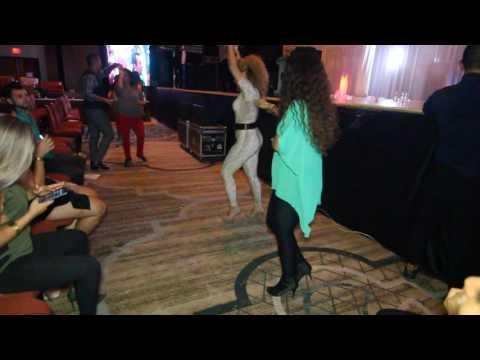 Jorjet y Tamara  BiG Salsa Fest