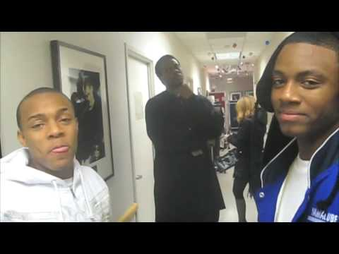 Soulja Boy Vs. Bow Wow Part 2 (Who's The King In Madden 08)!