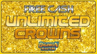 GET 200,000+ FREE CROWNS IN GDMO IN 1 WEEK!! || UNLIMITED FREE CASH [ENDED]
