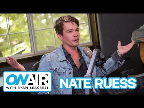Nate Ruess' Favorite Things | On Air with Ryan Seacrest