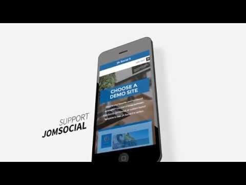 JA Social II - Best Responsive Joomla Social Template for Community