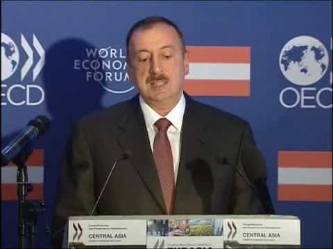 İlham Əliyevin Avstriya-İqtisadi Əməkdaşlıq və İnkişaf Təşkilatında nitqi. 27.01.2011