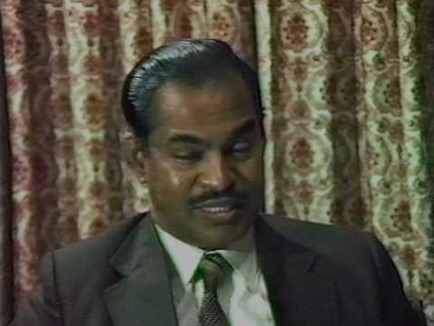 DGS Dinakaran early Video -Greetings to Bro. Devaraj Part-1
