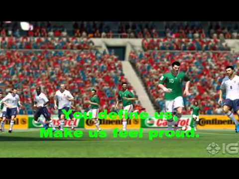 Give Me Freedom Give Me Fire By K'naan- Anthem Of Fifa World Cup 2010 South Africa- Lyrics.flv video