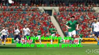 Give me freedom give me fire by K'naan- Anthem of FIFA World Cup 2010 South Africa- Lyrics.flv